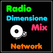 Radio Dimensione Mix-Logo