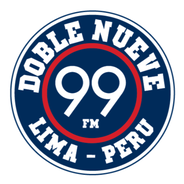 Radio Doble Nueve-Logo