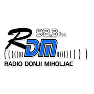 Radio Donji Miholjac-Logo