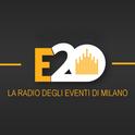 Radio E20 Milano-Logo