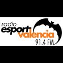 Radio Esport Valencia-Logo