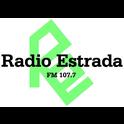 Radio Estrada 107.7-Logo