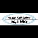 Radio Falköping 90.8-Logo