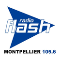 Radio Flash 105.6-Logo