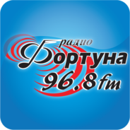 Radio Fortuna 96.8 fm-Logo