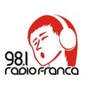 Radio Franca 98.1-Logo
