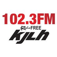 Radio Free 102.3 KJLH-Logo