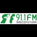 Radio Futura 91.1-Logo