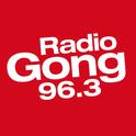 Gong 96.3-Logo