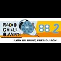 Radio Grille Ouverte-Logo