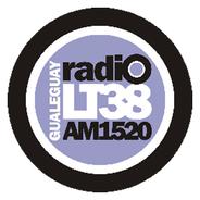 Radio Gualeguay 1520 AM -Logo