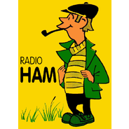 Radio Ham-Logo