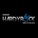 Rádio Hardy Rock-Logo