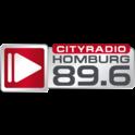 CityRadio Homburg 89.6-Logo