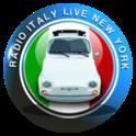 Radio Italy Live-Logo