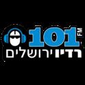 Radio Jerusalem 101 FM-Logo
