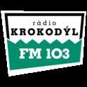 rádio Krokodýl FM 103-Logo