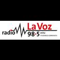 Radio La Voz 98.5-Logo