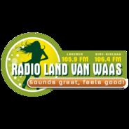 Radio Land Van Waas-Logo