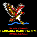 Radio Larrakia 94.5 FM-Logo