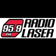 Radio Laser 95.9-Logo