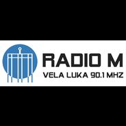 Radio M 90.1-Logo