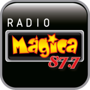 Radio Mágica 87.7-Logo