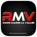 RMV Radio Marne la Vallée-Logo