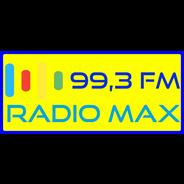 Radio Max 99.3-Logo