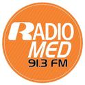 Radio Med-Logo
