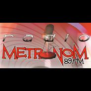 Radio Metronom FM-Logo