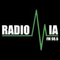 Radio Mia 98.6-Logo