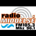 Radio Middelsé-Logo