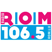 Radio R.O.M. 106.5 FM-Logo