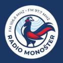 Rádió Monošter-Logo