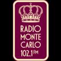 Radio Monte Carlo 102.1 FM-Logo