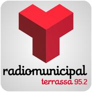 Ràdio Municipal de Terrassa 95.2 FM-Logo