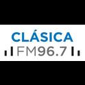 Radio Nacional Clásica 96.7 FM-Logo