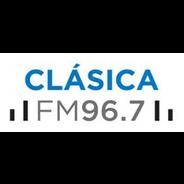 Radio Nacional Clásica 96.7-Logo