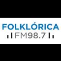 Radio Nacional Folklorica 98.7 FM-Logo