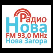 Radio Nova 93.0-Logo