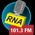 Rádio Nova Antena RNA-Logo