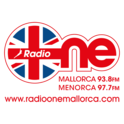 Radio One Mallorca-Logo
