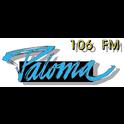 Radio Paloma 106-Logo