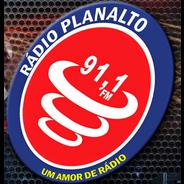 Rádio Planalto 91.1-Logo
