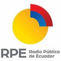 Rádio Pública Ecuador RPE-Logo