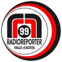 Radio Reporter Aosta-Logo