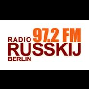 Radio Russkij Berlin-Logo