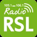 Radio Saarschleifenland RSL-Logo