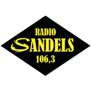 Radio Sandels-Logo